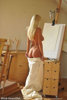 Rhian Sugden Naked In Her Room 11