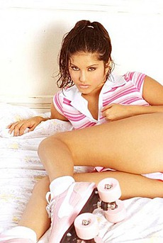 Sunny Leone Takes Her Little Panties Off 14