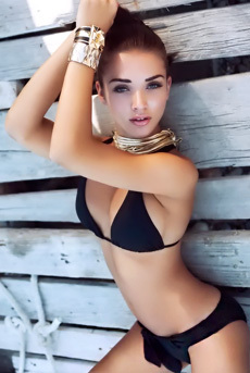 Amazing Amy Jackson Shines In Bikini